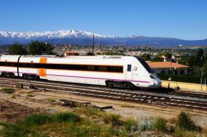 Train to Vitoria