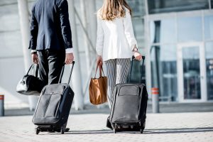 Types of business trips and accommodation